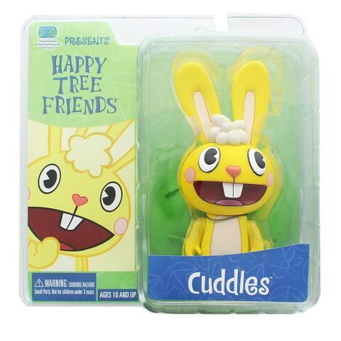 "Happy Tree Friends 6"" Vinyl Figure: Cuddles (Cute Version) - Multi"