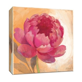 "PTM Images 9-152585  PTM Canvas Collection 12"" x 12"" - ""Summer Bloom II"" Giclee Flowers Art Print on Canvas"