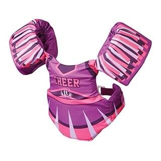 Full Throttle Little Dippers Life Jacket - Cheerleader Life Vest