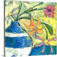 Pamela J. Wingard Premium Thick-Wrap Canvas entitled Uplifting