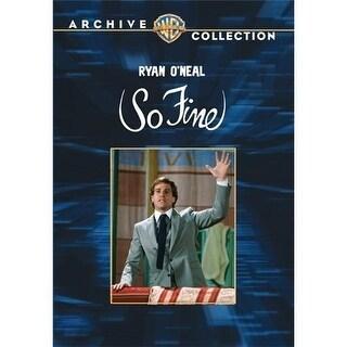 So Fine (1981) DVD Movie 1981