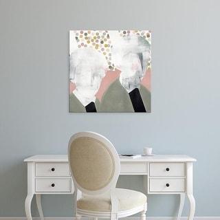 Easy Art Prints Nicolai Kubel Olesen's 'Girlfriends' Premium Canvas Art