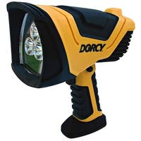 Dorcy 41-1080 Rechargeable LED Spotlight, 750-Lumens