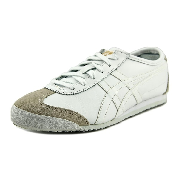 Onitsuka Tiger by Asics Mexico 66 Men White/White Sneakers Shoes