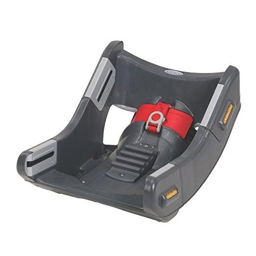 Graco 1804715 SmartSeat Convertible Car Seat Base - Black
