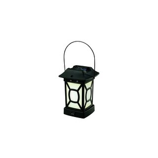Thermacell MR-9W Cambridge Shield 9W Mosquito Repellent Lantern w/ 3 Repeller Mats & 1 Cartridge