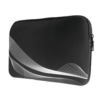 Technocel Neoprene Netbook Sleeve Case Cover for Acer (Sprial Pattern)