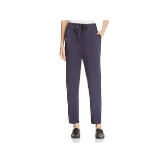 Vince Womens Casual Pants Satin Drawstring (3 options available)