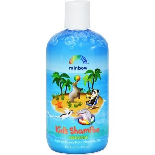Rainbow Research - Organic Herbal Shampoo For Kids ( 3 - 12 FZ)