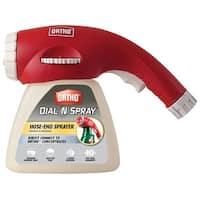 OrthoA 0841010 Dial N SprayA Multi Use Hose End Sprayer, 32 Oz
