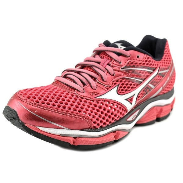 Mizuno Wave Enigma 5 Women Round Toe Synthetic Red Running Shoe