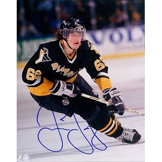 Signed Jagr Jaromir Pittsburgh Penguins 8x10 Photo autographed