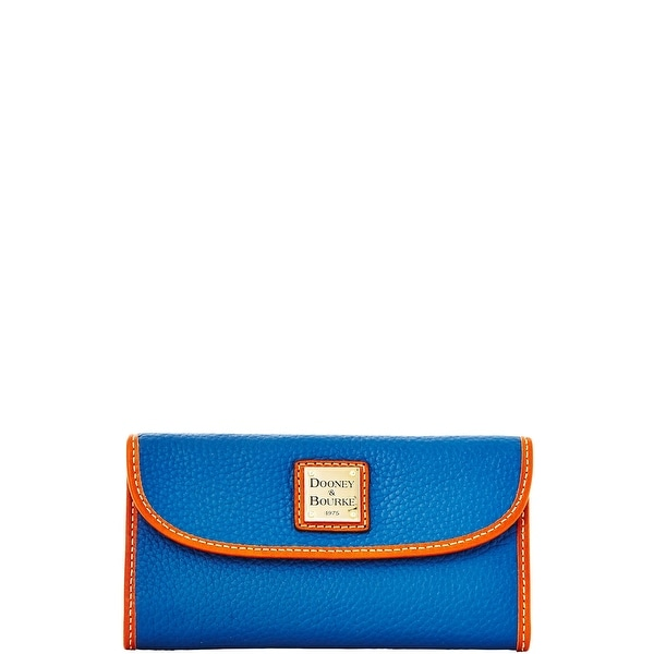 Dooney & Bourke Pebble Grain Continental Clutch Wallet (Introduced by Dooney & Bourke at $128 in Jul 2014)