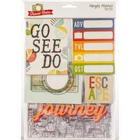 Sn@P! Card Pack 48/Pkg-Travel Notes