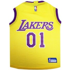 NBA Los Angeles Lakers Pet Jersey