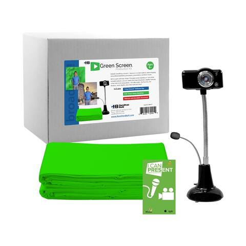 Green Screen Production Kit