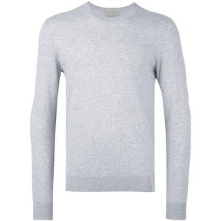 Burberry Men's Richmond Gray Sweater