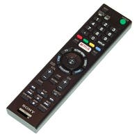 OEM Sony Remote Control Originally Shipped With: XBR75X855C, XBR-75X855C, XBR55X855C, XBR-55X855C