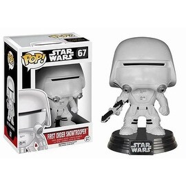 Funko POP Star Wars The Force Awakens First Order Snowtrooper Vinyl Figure