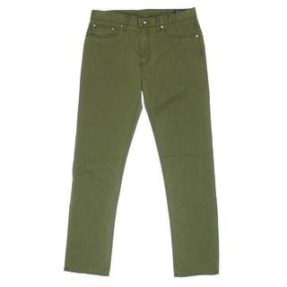 Polo Ralph Lauren Mens Colored Five-Pocket Slim Pant
