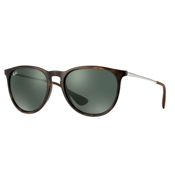 065c6d24a4 Shop Ray-Ban Erika Aviator Sunglasses Light Havana 54 Mm - One Size - Free  Shipping Today - Overstock - 24266493