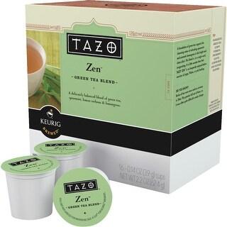 Keurig 16Ct Tazo Zen Tea K-Cup