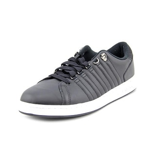 K-Swiss Lozan III Round Toe Leather Sneakers