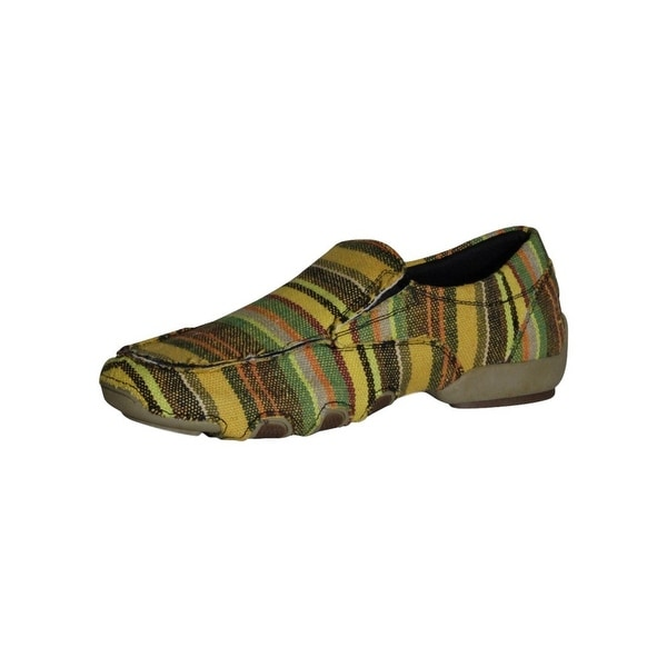 Roper Western Shoe Womens Multi Stripes Multi