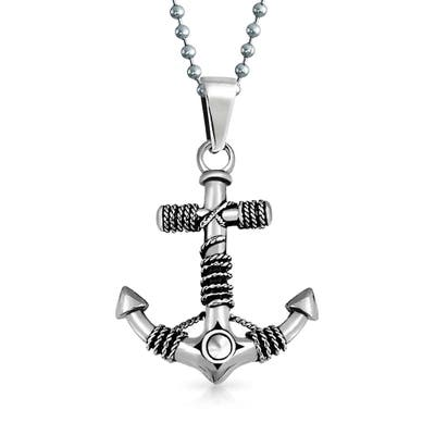 Buy Top Rated Men S Necklaces Online At Overstock Our Best