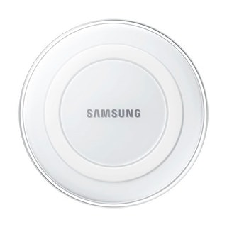 Samsung Wireless Charging Pad - White Pearl Wireless Charging Pad - White