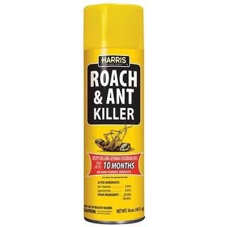 Harris RA-16 Roach And Ant Killer, 16 Oz