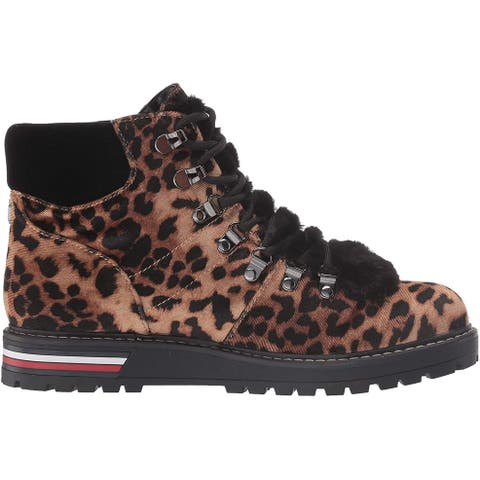 Tommy Hilfiger Women's Icee2 Closed Toe Ankle Fashion Boots MSP