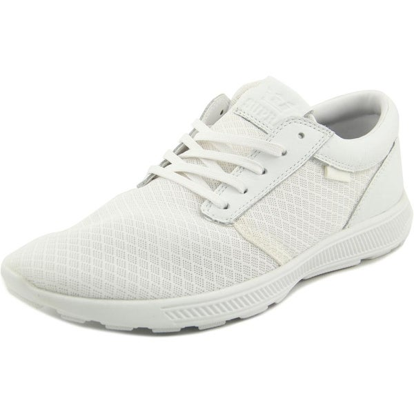 Supra Hammer Run Men White-White Running Shoes