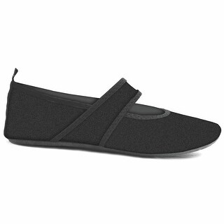 Women's Nufoot(r) Indoor/Outdoor Futsole Neoprene Slippers (3 options available)