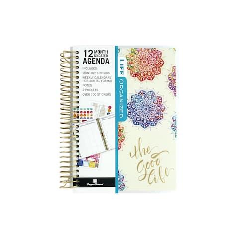 Paper House Life Org Planner Mini Mandala