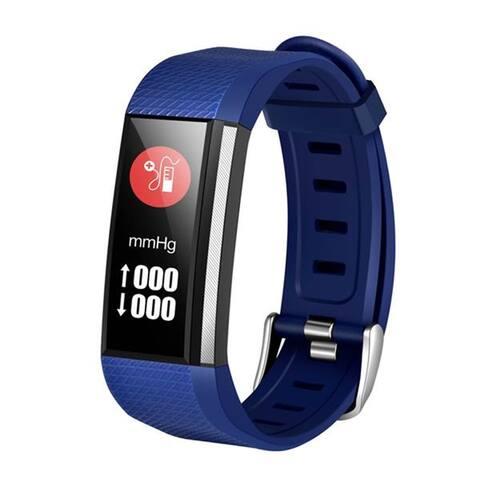 M200 Bluetooth 4.0 Waterproof and Dust proof IP67 Smart Bracelet Blue