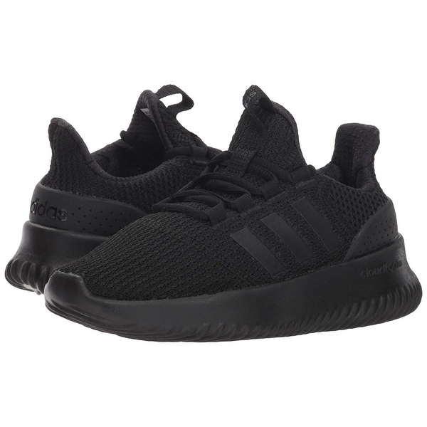 all black adidas kids