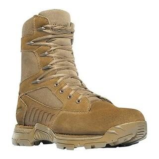 "Danner Men's Incursion 8"" Military Boot Coyote Suede/Nylon"