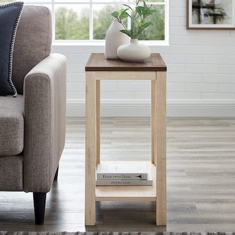The Gray Barn Paradise Hill A-Frame Side Table