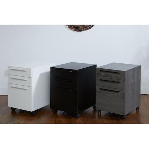 Rye Studio 3-drawer Swift Mobile Pedestal
