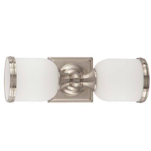 "Park Harbor PHVL2082 Thornton 14"" Wide 2 Light Bathroom Fixture"