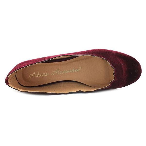 Athena Alexander Womens Toffy Ballet Flat