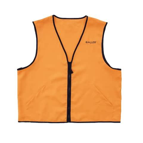 Allen cases 15766 allen cases 15766 deluxe blaze orange hunting vest large
