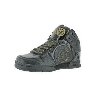 DVS Mens Aces High Skate Shoes Hightop Fashion - 5.5 medium (d)
