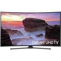 Samsung 55  Inch MU6490 Curved 4K UHD TV 55 MU6490 Curved 4K UHD TV