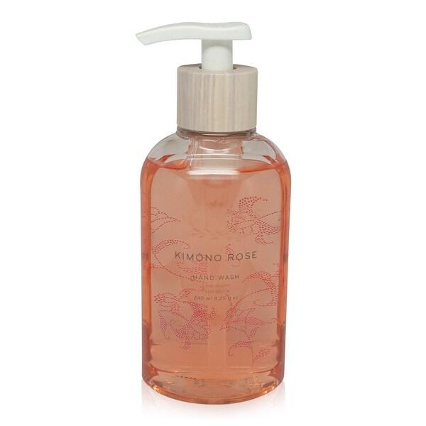 Thymes Kimono Rose Hand Wash 240ml/8.25Oz