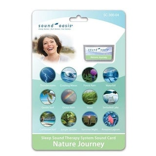 Nature Journey Sound Card for S-650, S-660, S-665 Sound