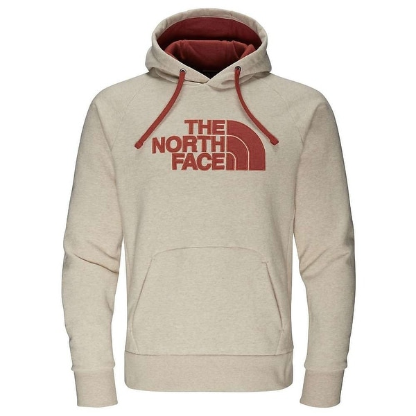 ab025acd0 The North Face Men's Avalon Half Dome Waffle Hoodie TNF Oatmeal Heather