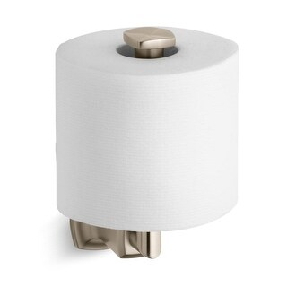 Kohler K-16255 Margaux Single Post Vertical Toilet Paper Holder - n/a (4 options available)