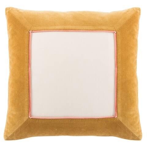 Carson Carrington Odelas 22-inch Border Throw Pillow